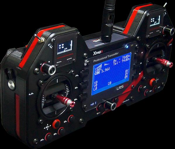 XLRS_D3 | ULTRA LONG RANGE RADIO CONTROL UP TO 200KM