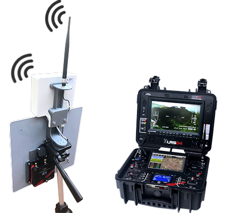 XLRS  eXtended Long Range System  Professional Radio Control