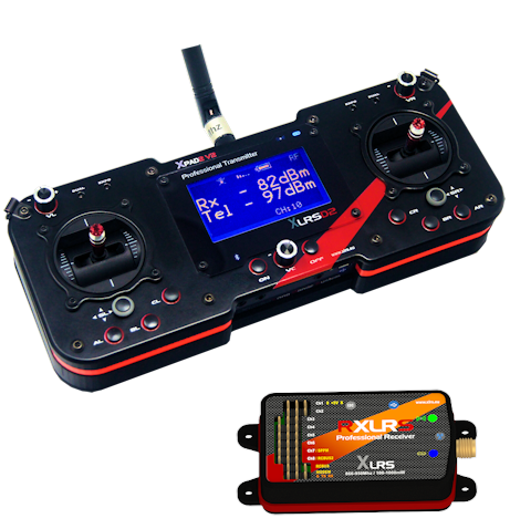 XLRS_D2 | LONG RANGE RADIO CONTROL UP TO 100KM