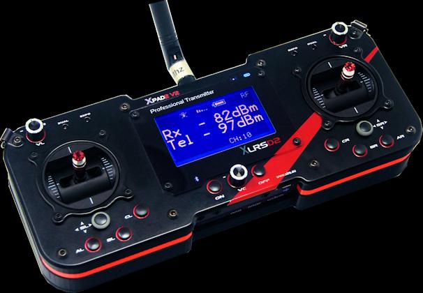 XLRS_D2 | LONG RANGE RADIO CONTROL UP TO 100KM